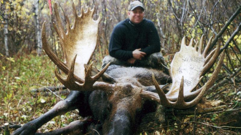 Alberta Moose Hunting