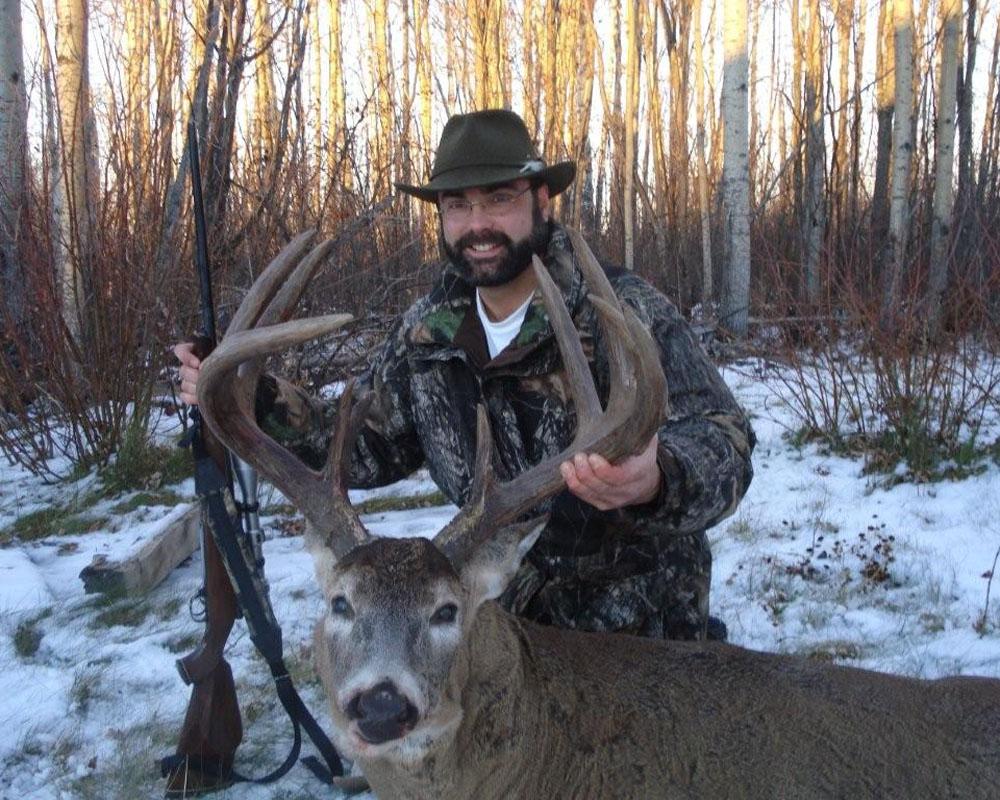 Whitetail Deer Hunting Wild Kakwa Outfitters